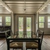 Gorgeous Solar Powered Off Grid Shipping Container Cabin For $58k