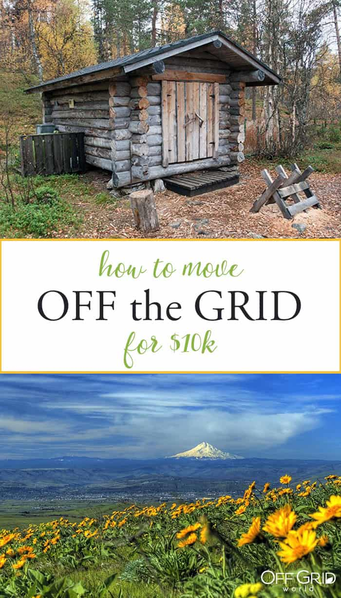 How to move off grid