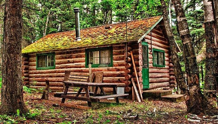 Off grid cabin for Cabin lots
