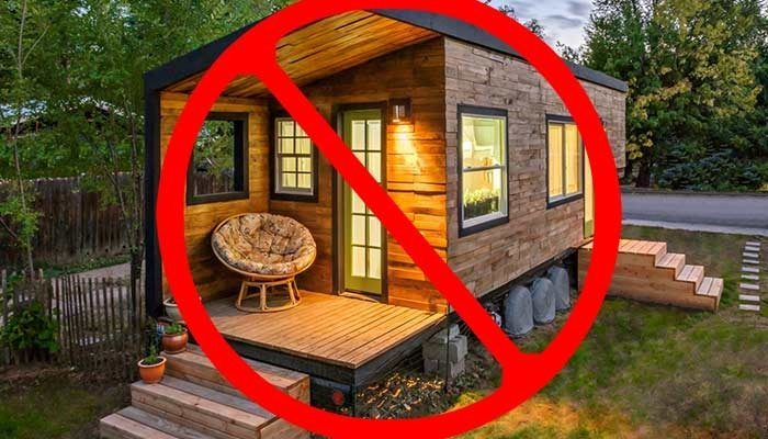 Tiny House Living False