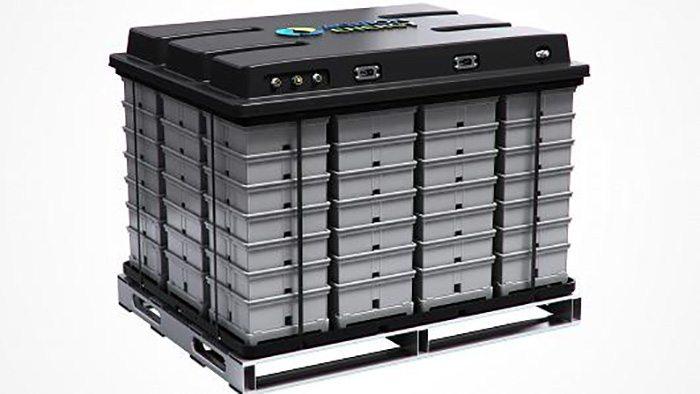 Aquion saltwater battery