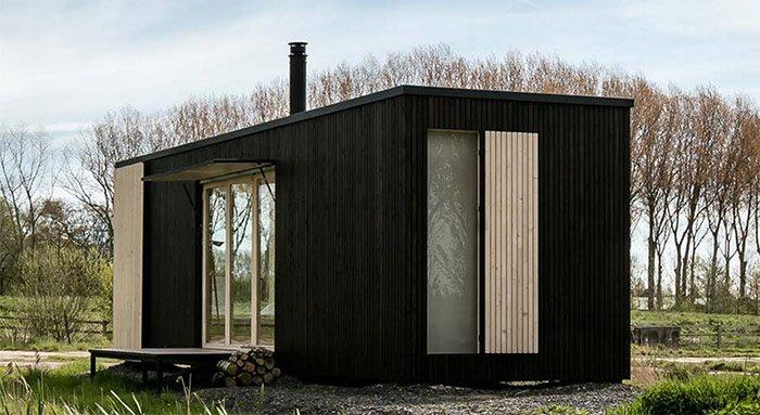 Ark Shelter Off Grid Cabin