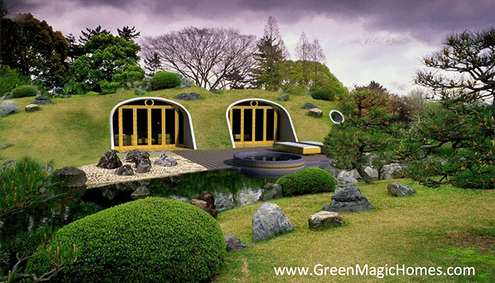Permaculture off grid world - Off grid hobbit house ...