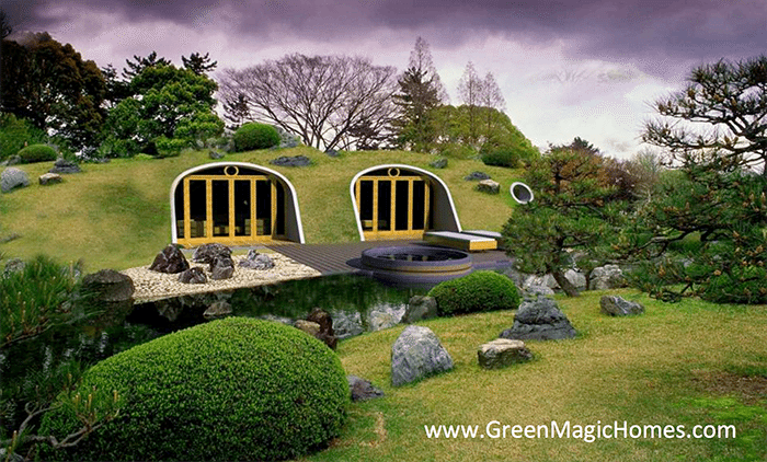 hobbit homes for sale hobbit house underground house how