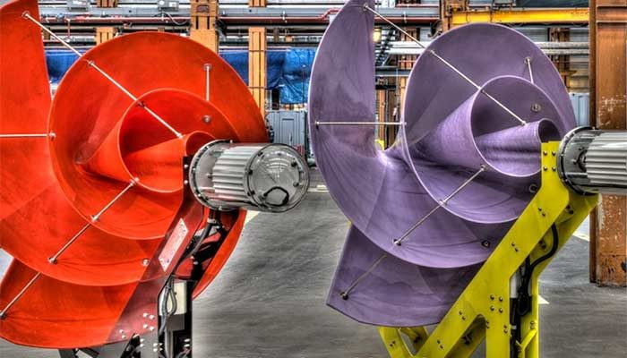 NEW Rooftop Wind Turbine: Quieter, Lighter, Smaller & More Efficient