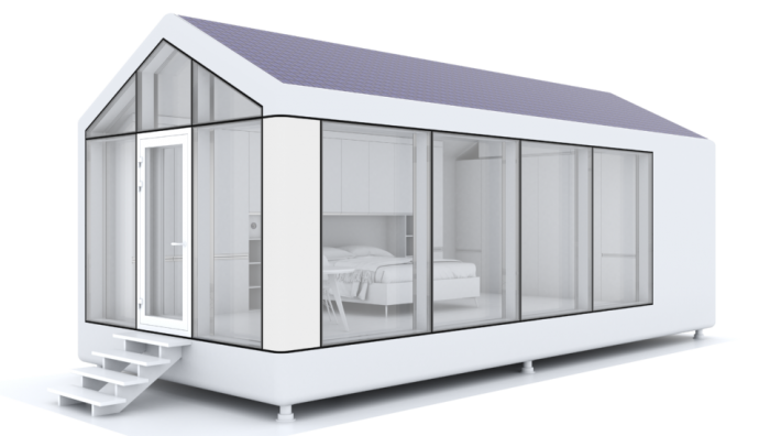 Check Out This 3D Printed Smart Home!