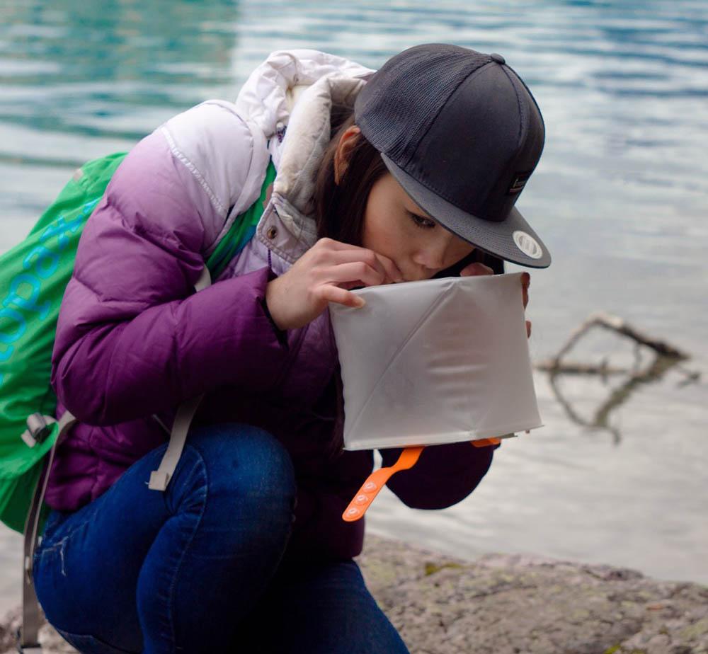 luminaid solar lantern