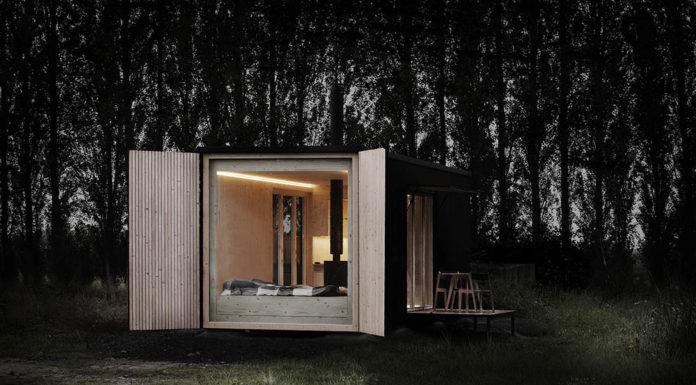 tiny house ark shelter