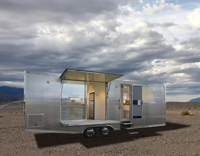off grid RV
