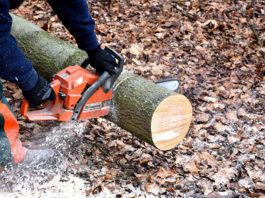 Chainsaw off grid tools
