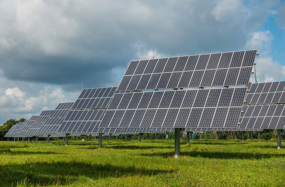 solar energy climate change