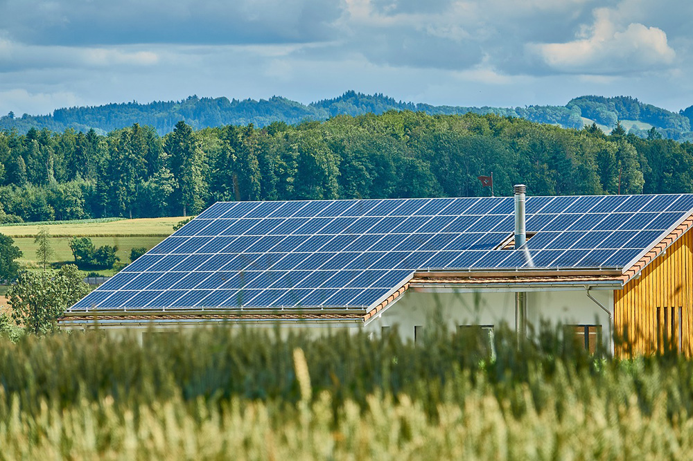 The Potential of Solar Energy to Mitigate Climate Change
