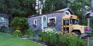 school bus tiny house