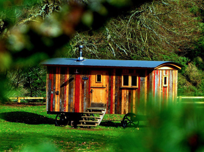 efficient mobile cabin