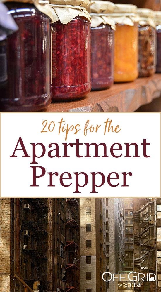 Apartment preparedness