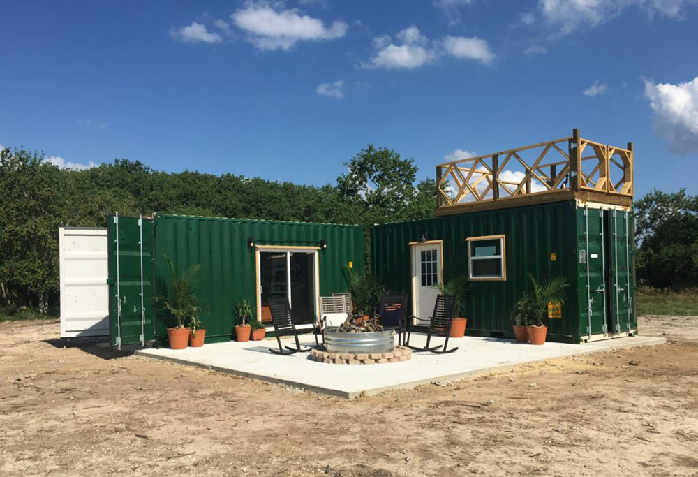 Custom Shipping Container Home Backcountry Containers