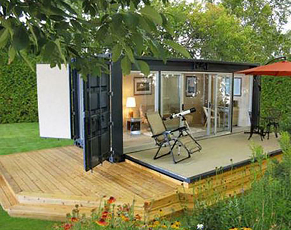 Shipping Container Home For