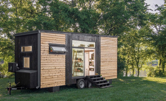 The alpha tiny house