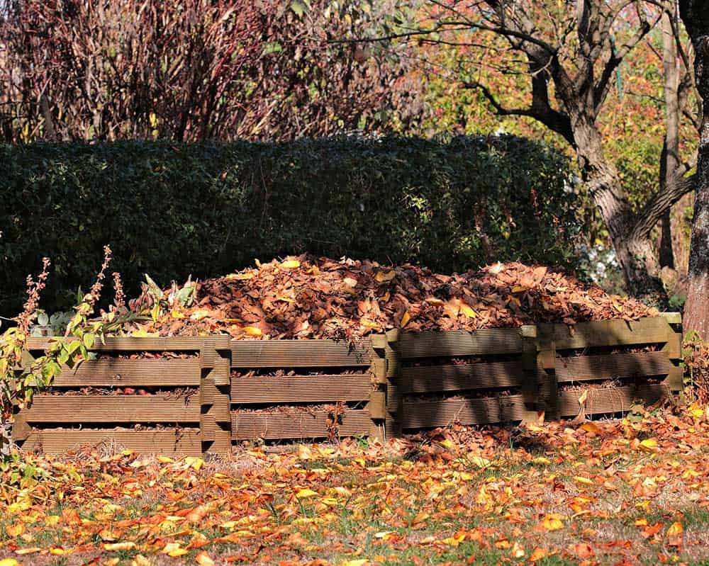 Compost heating