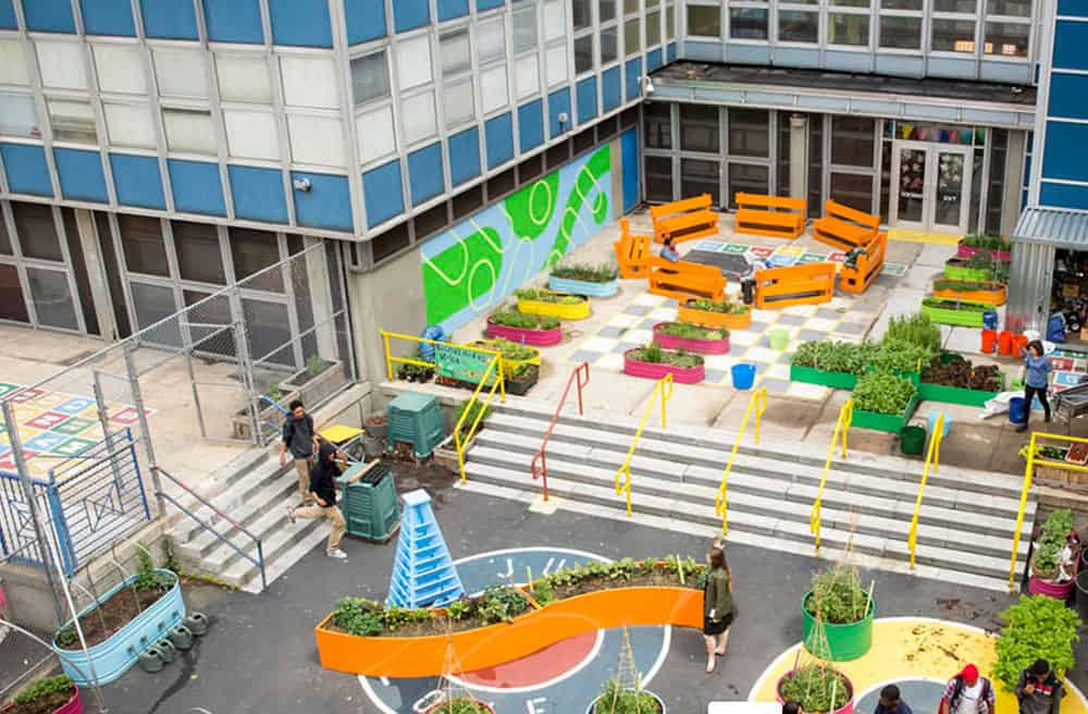 Manhattan Edible Schoolyard