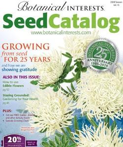 Botanical Interests seed catalog