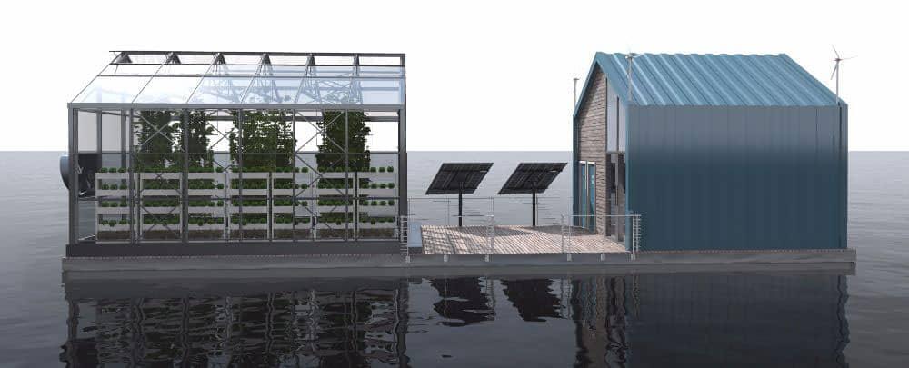 Eco-Barge