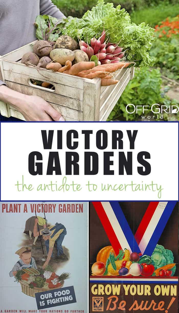 Victory gardens
