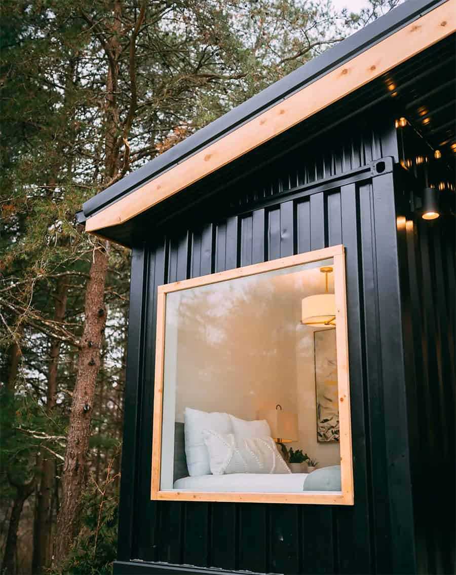 Container home rental